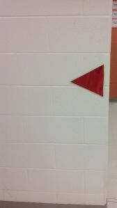 arrow to class